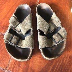 Original Birkenstock Tan Sandals